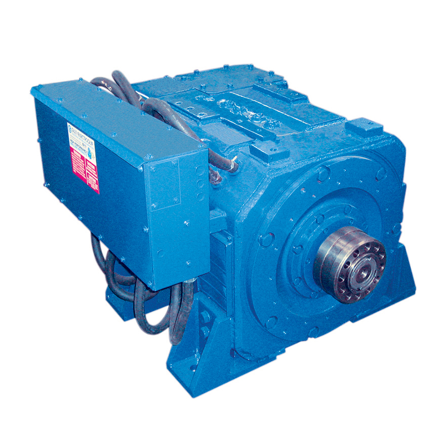 * DC DRILLING MOTOR – EMD-D79 REMANUFACTURED
