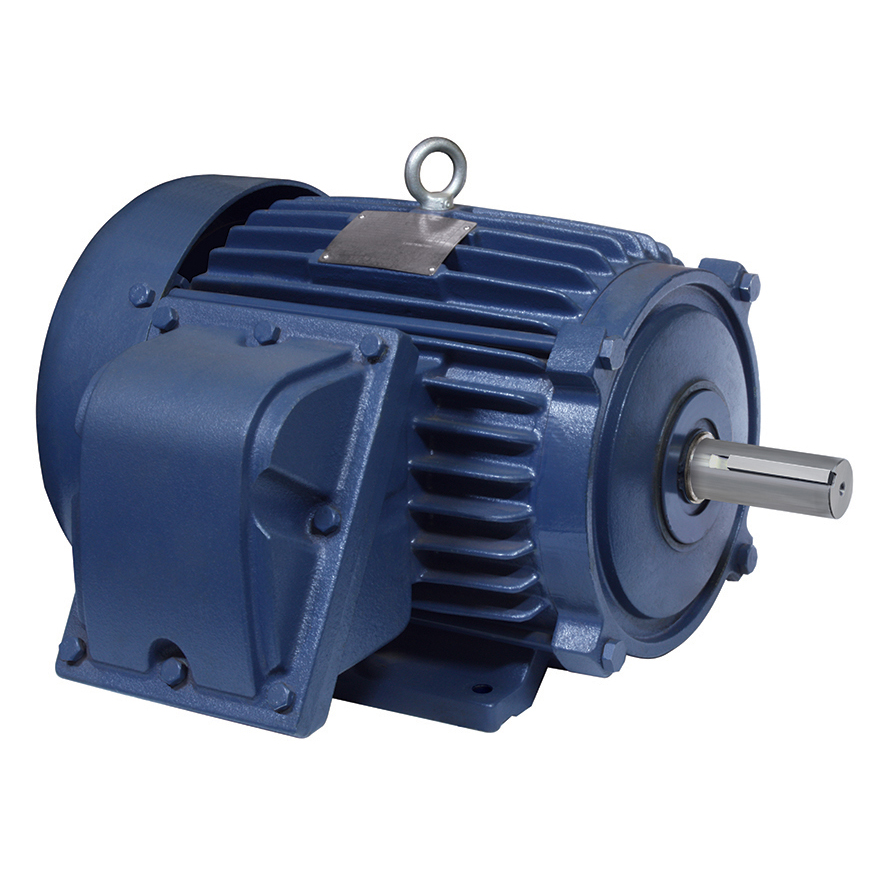 50″ MIGHTY MONSOON MOTOR 5 HP 240V / 480V