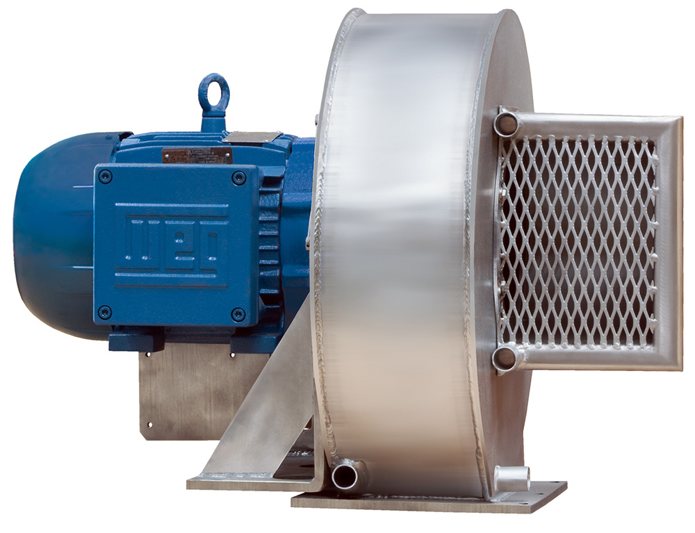 QUIET CLEAN™ Motor Blower for TDS11 Horizontal Rotary Table Traction Motor