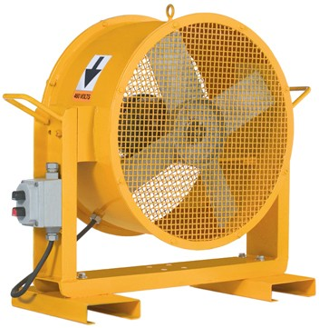 24″ Monsoon Fan