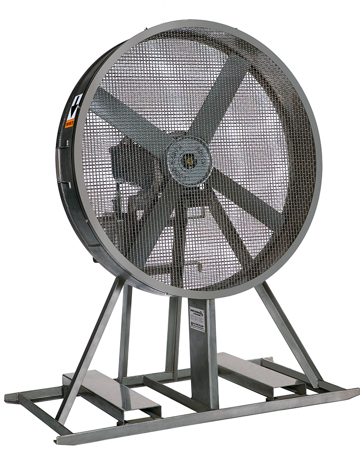 50″ Monsoon Fan