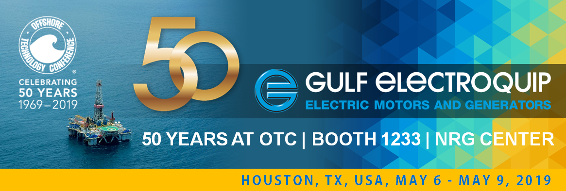 OTC 2019 Booth 1233 – May 6-9, 2019