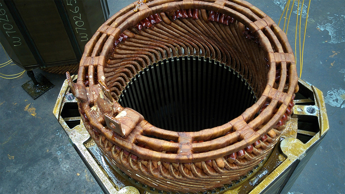 Stator Upgrade - Gulf Electroquip