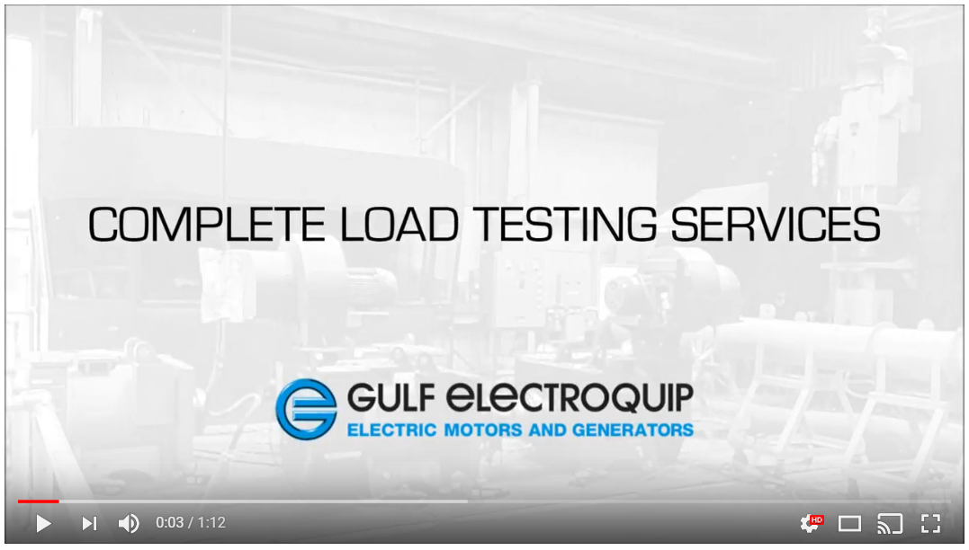 Drilling Motor Testing Services. Check out this video!