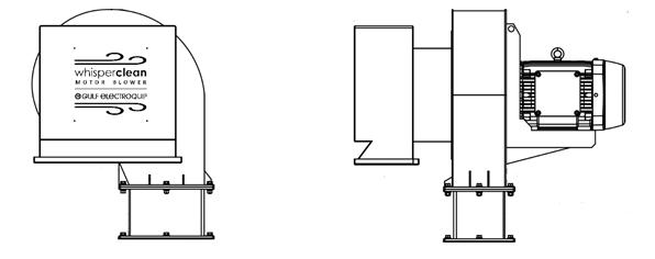 GEQ whisperclean Blower Drawing 042120
