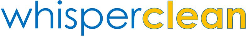 WhisperClean Motor Blower Brand Mark