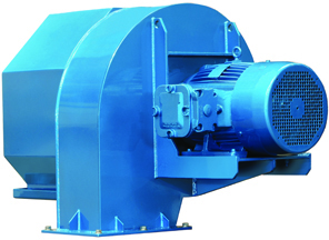 QUIET CLEAN™ Traction Motor Blower
