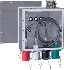 Junction Box for 400HP Rotary Table Motor