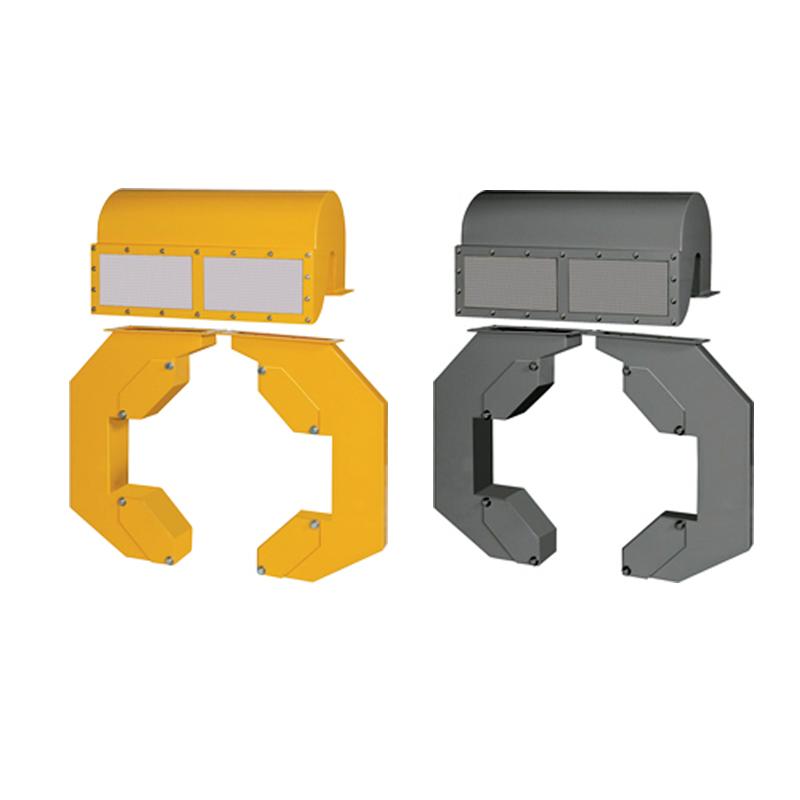 Reversible Manifolds Spark Arrestor for GE752, GE761 and EMD-D79 Traction Motors